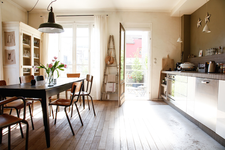 Cocina-vivienda-francesa