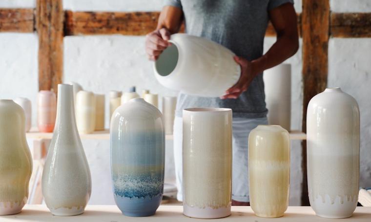 La obra en cerámica de Tortus Copenhagen