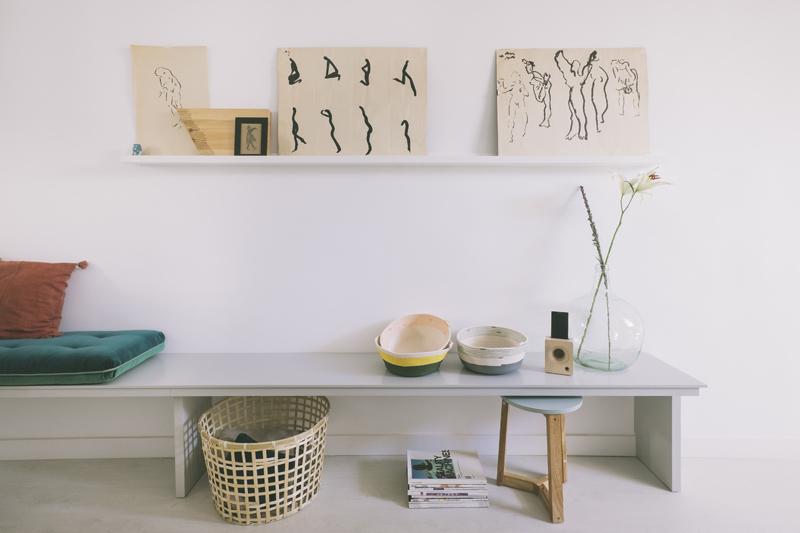 Vivienda buhardilla en Madrid, barrio Malasaña, un proyecto de Nimú estudio de diseño 2