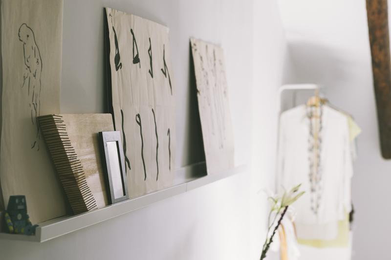 Vivienda buhardilla en Madrid, barrio Malasaña, un proyecto de Nimú estudio de diseño 8