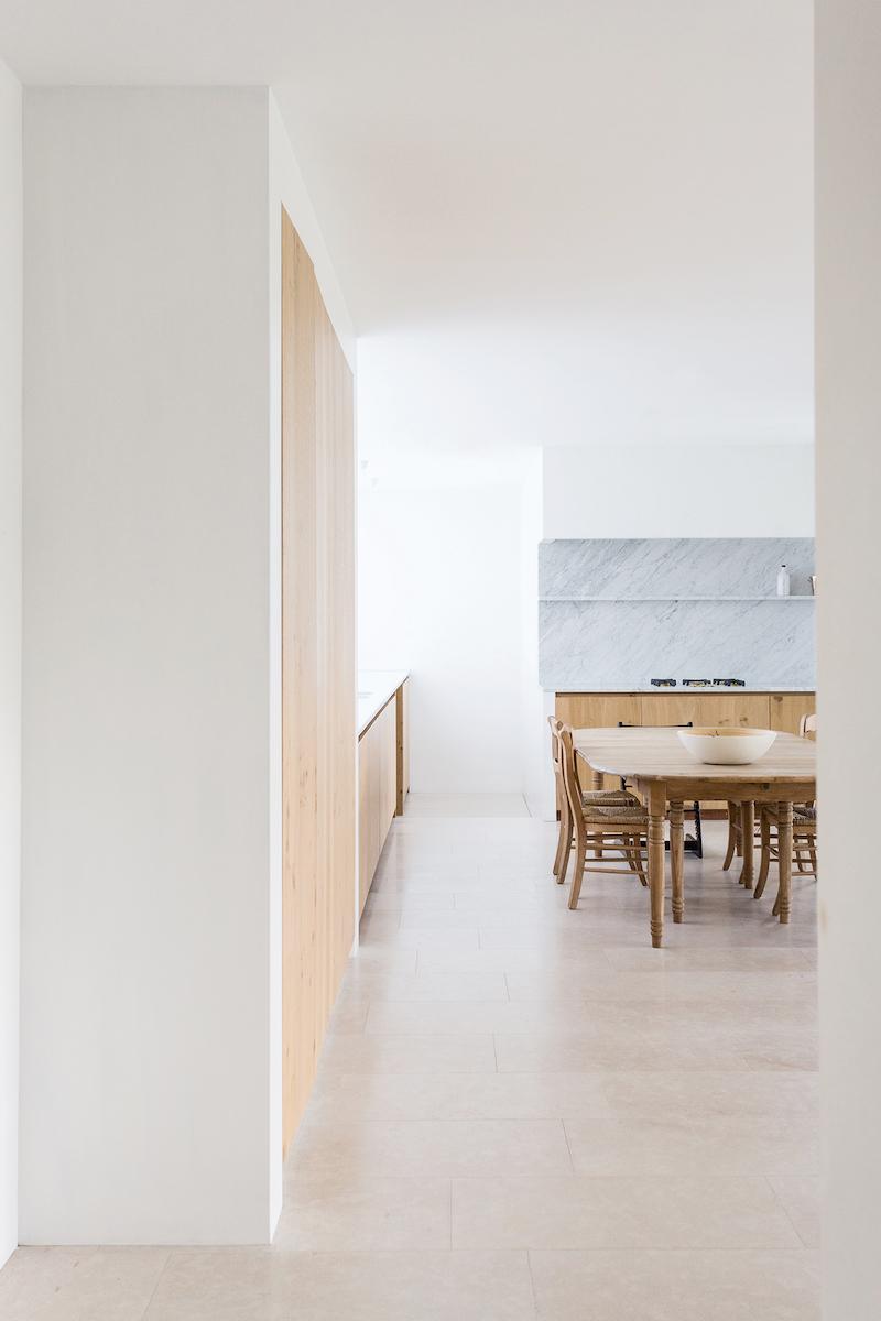 Vivienda, proyecto arquitectónico Il Granito
