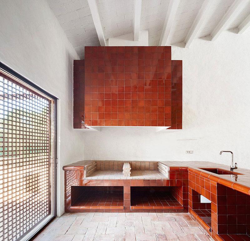 Rehabilitaciona antigua masia en el Emporda Girona por Arquitectura-G 5
