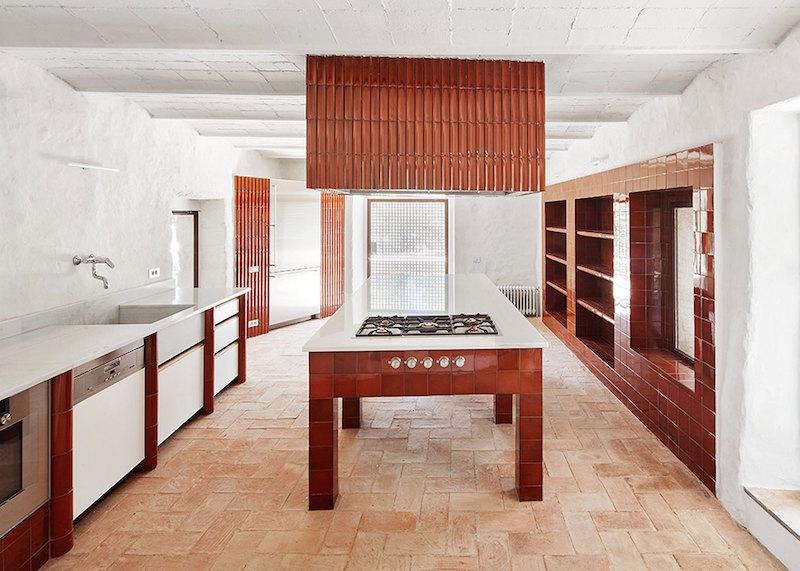 Rehabilitaciona antigua masia en el Emporda Girona por Arquitectura-G 7