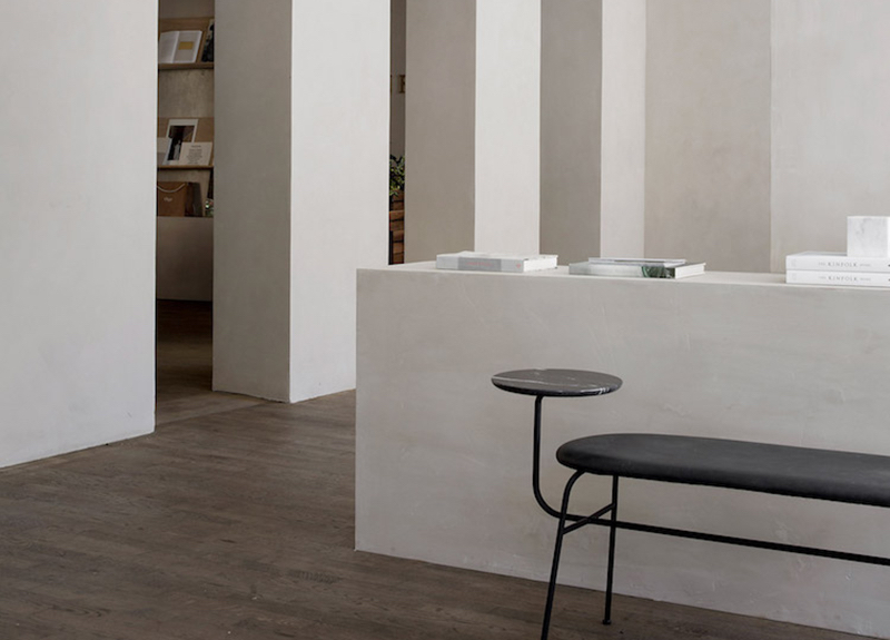 Kinfolk Gallery minimal space located in Copenhagen designed by Norm Architects 3