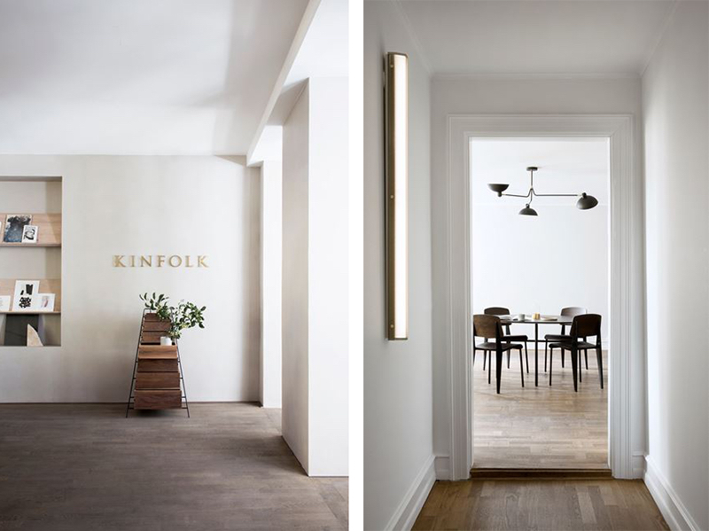Kinfolk Gallery minimal space located in Copenhagen designed by Norm Architects 4