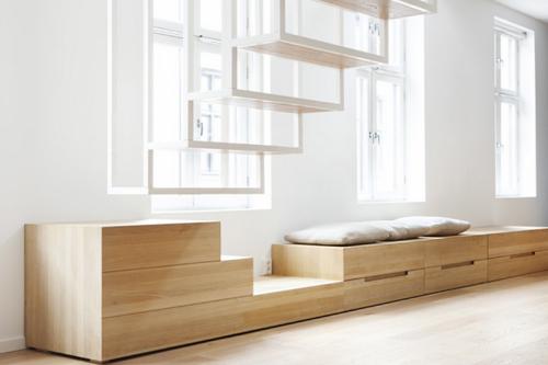 5 Ideas de escaleras para altillos 1