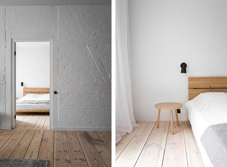 decorar dormitorio calido tendencia decoracion mobiliario minimalista y mucha madera 0