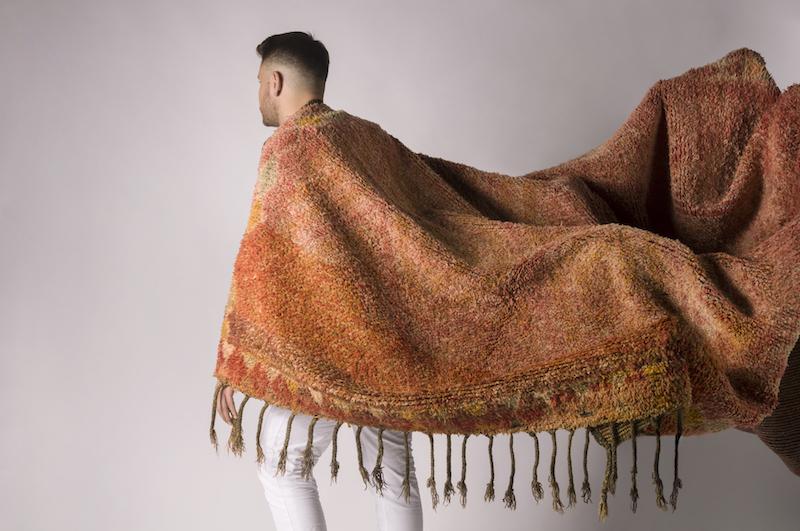 Hands and Lands autenticas Alfombras marroquies de las tribus Bereberes tejidas a mano, nudo a nudo, segun tradicion y tecnica bereber 6