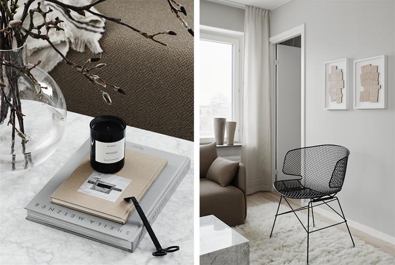 claves para un interior minimalista pero calido estilismo lotta Agaton salon decoracion 1