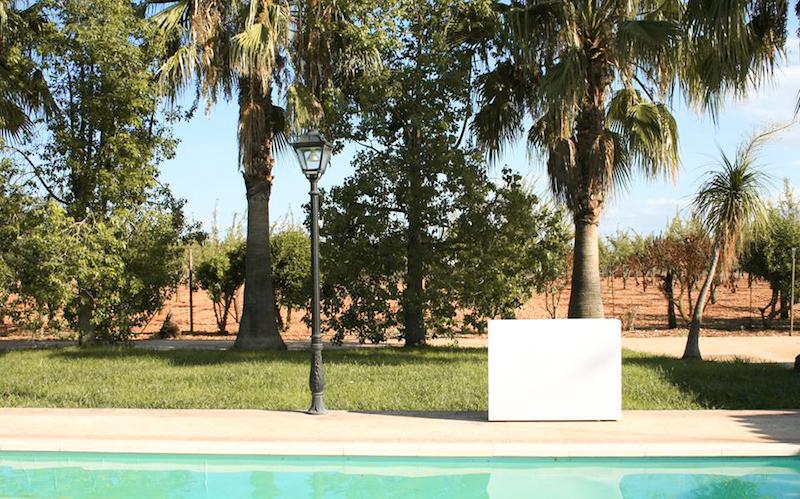 vivienda en el campo para desconexion piscina televisor en exterior sistema deteccion lluvia 2