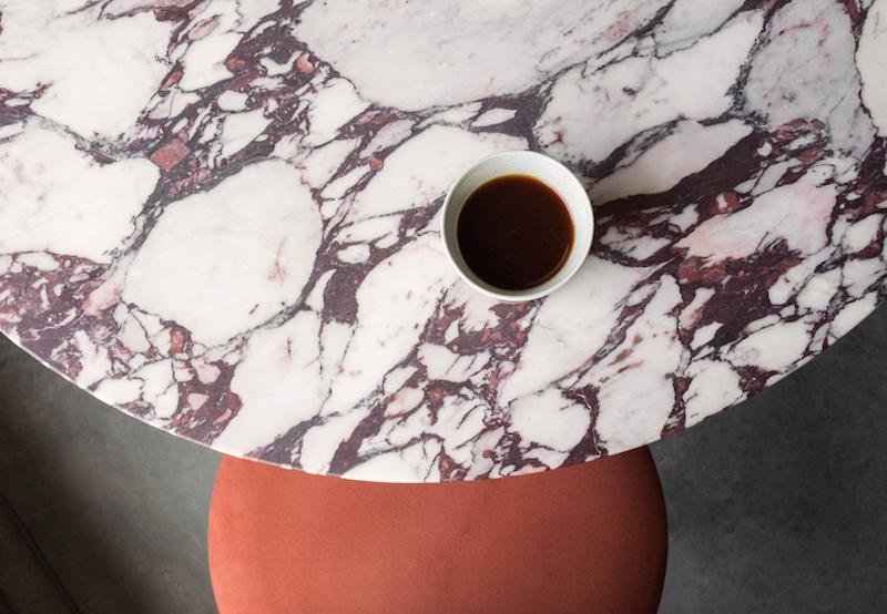 Menu Space cafe,un cafeteria anexa a un espacio de oficinas en Copenhagen por Danielle Siggerud 4