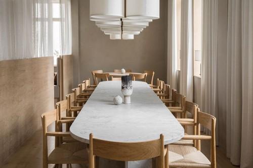 mobiliari inspiracion para salon un proyecto de Norm Architects