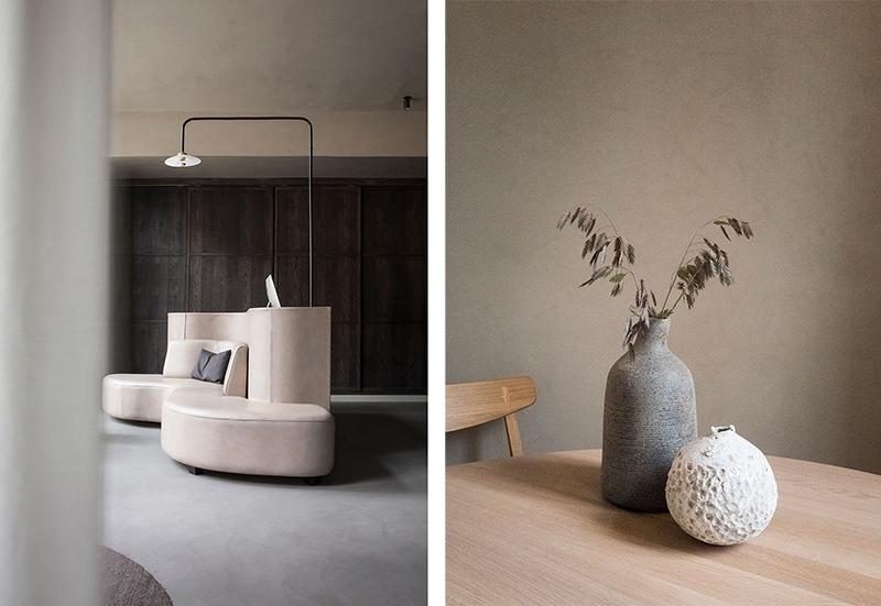 mobiliari inspiracion para salon un proyecto de Norm Architects 1