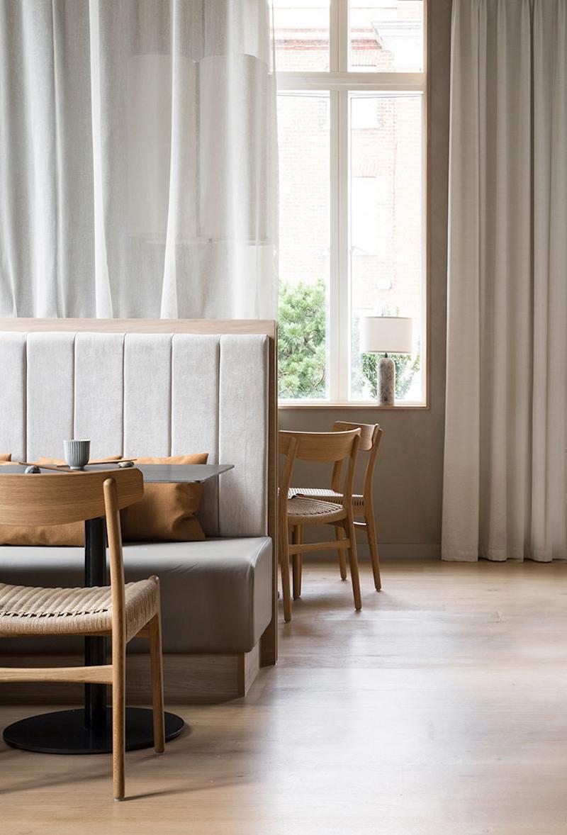 mobiliari inspiracion para salon un proyecto de Norm Architects 2