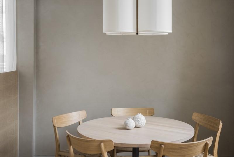 mobiliari inspiracion para salon un proyecto de Norm Architects 5